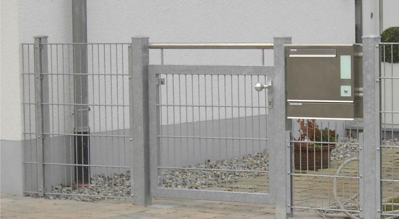 Zaun Inkl Montage : gittermattenz une zaunmontage 1a ~ Watch28wear.com Haus und Dekorationen